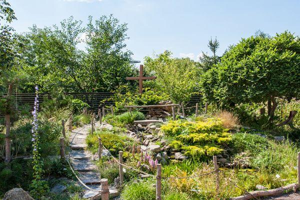 Garten Alpinum
