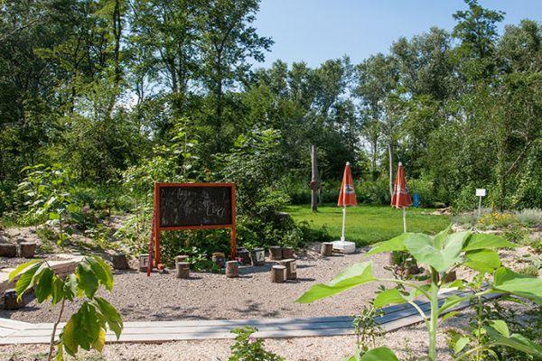 """Muster-Schulgarten """"Natur im Garten"""""""