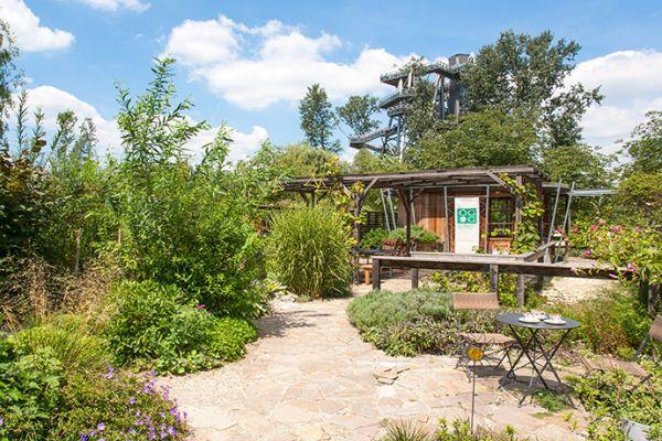 Garten der Gesundheitstherapien