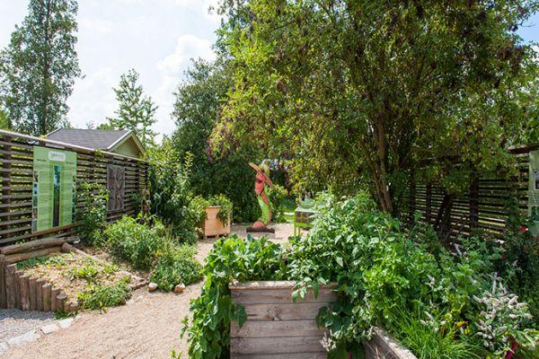 Regenwurmgarten