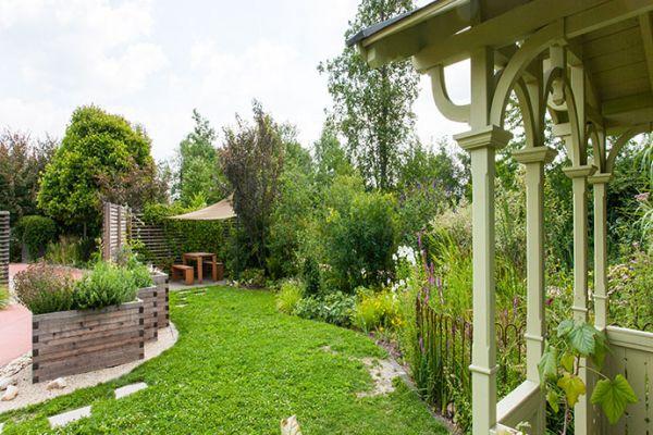 60 Minuten Garten