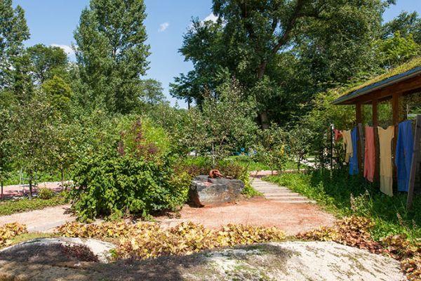 Egon Schiele Garten